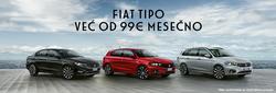 Fiat Srbija Tipo