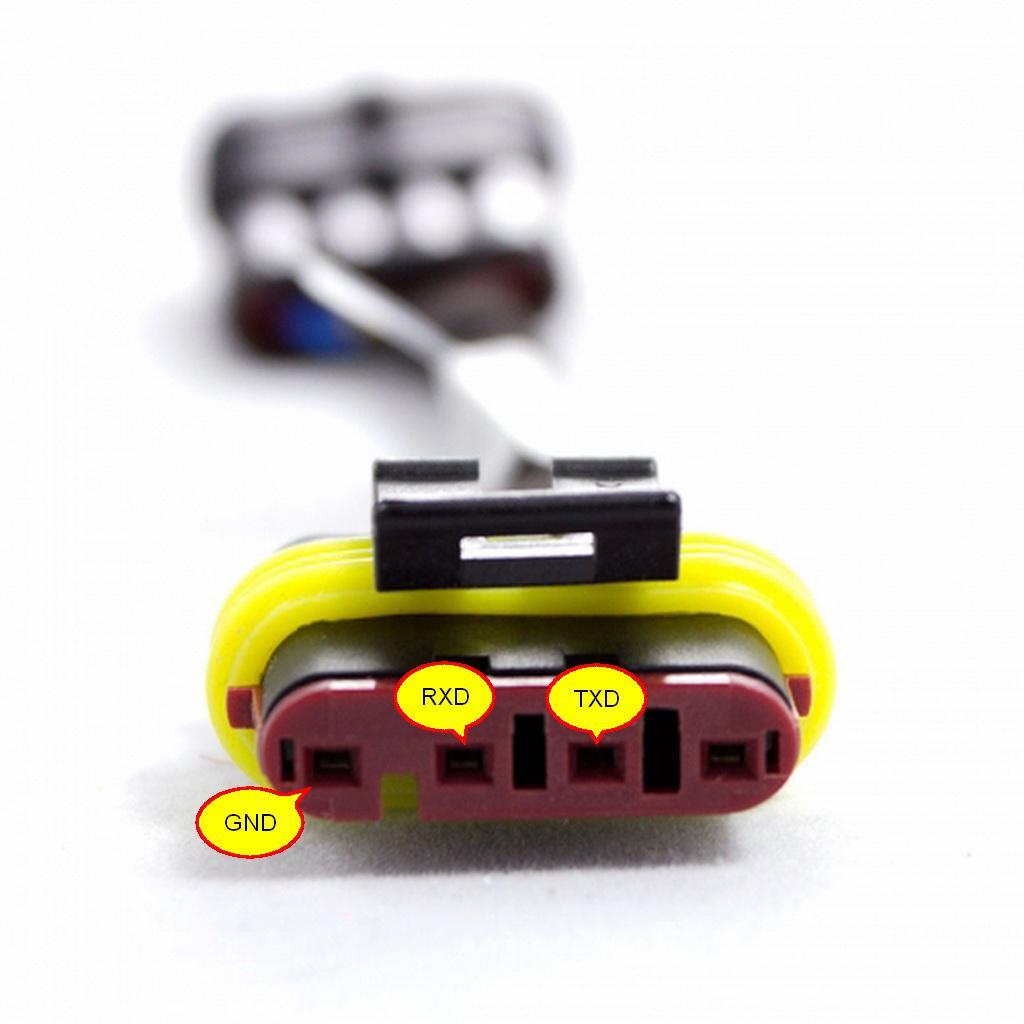 Interface za pode  avanje ili dijagnostiku za LPG  Auto