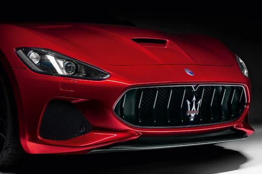Post in 2008 Maserati GranTurismo