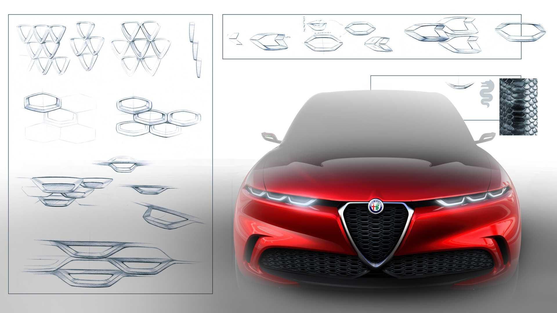 Post in Alfa Romeo Tonale / Alfa Romeo C-SUV