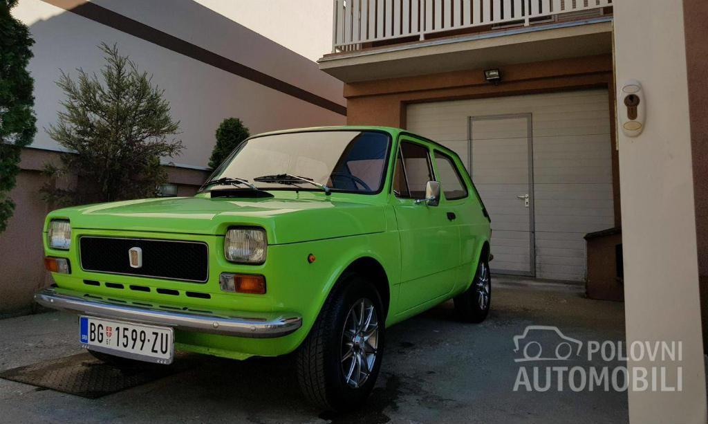 Fiat 127 Kako Je Nastao Jedan Od Najlepših Superminija