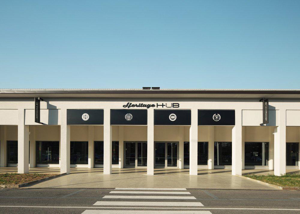 Post in Otvara se FCA Heritage HUB u Torinu