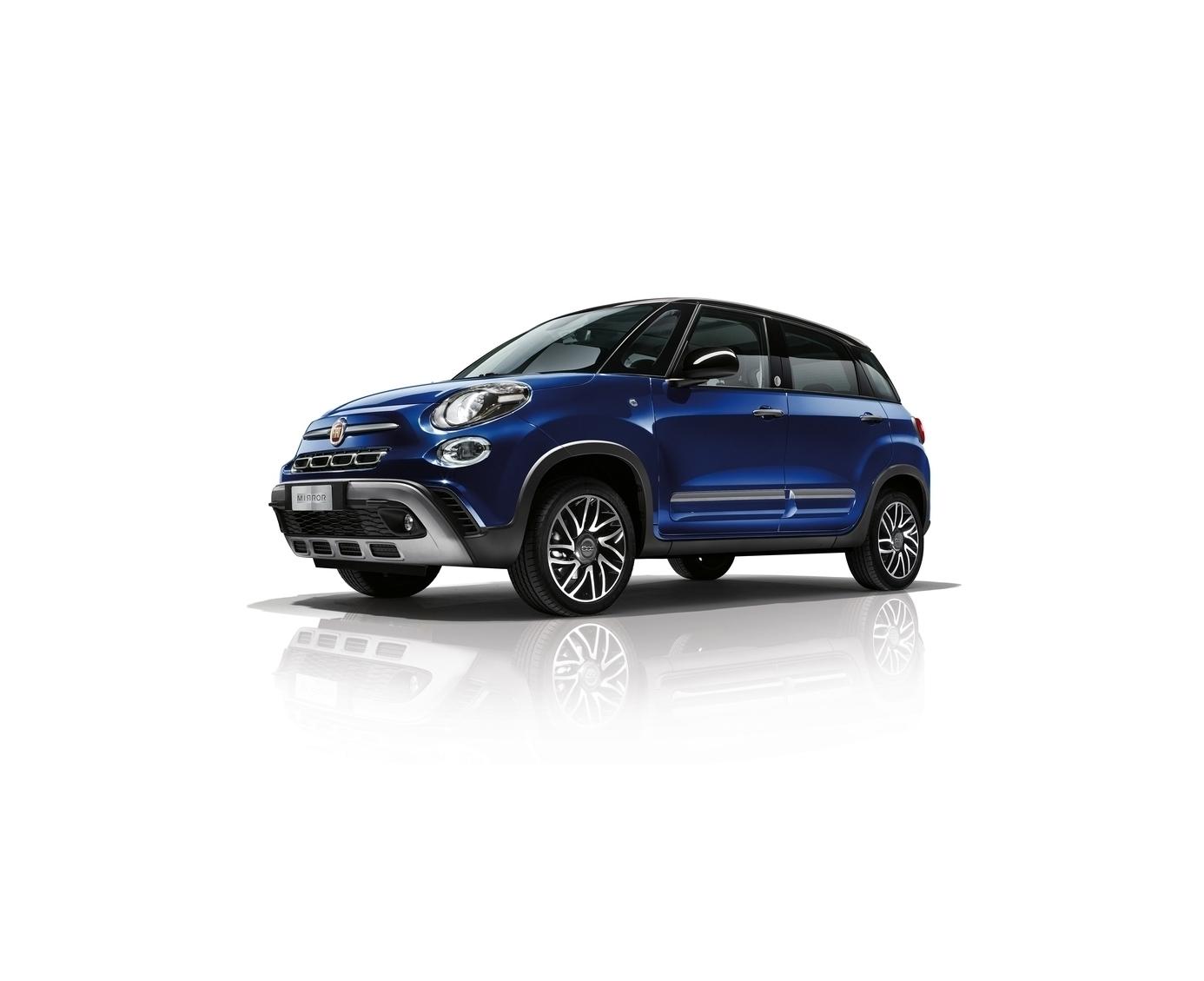 Post in Fiat 500L, 500L Living, 500L Trekking