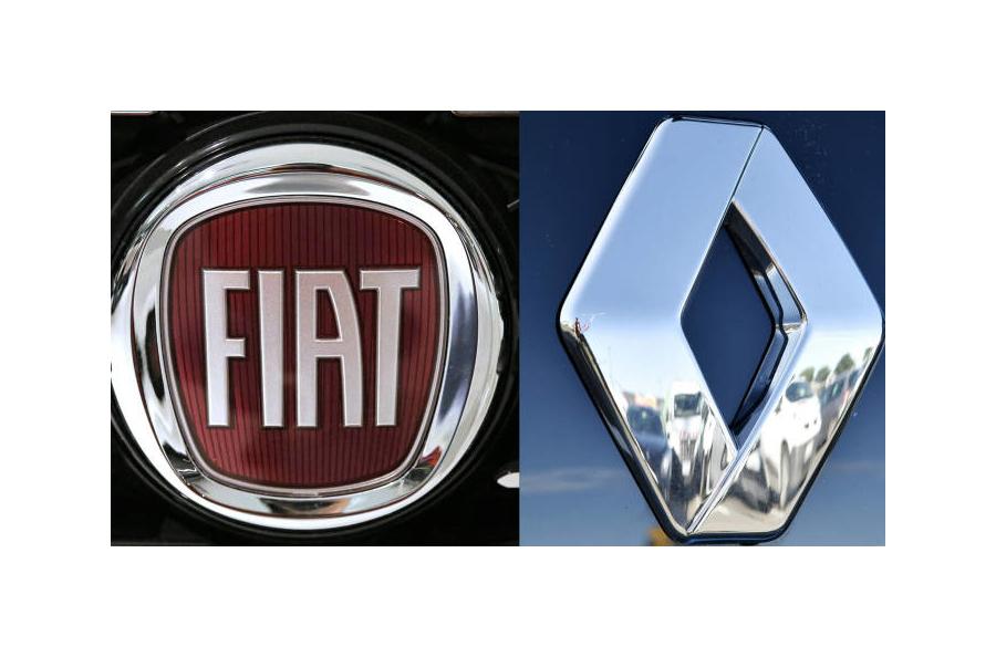 Fiat i Renault se spajaju