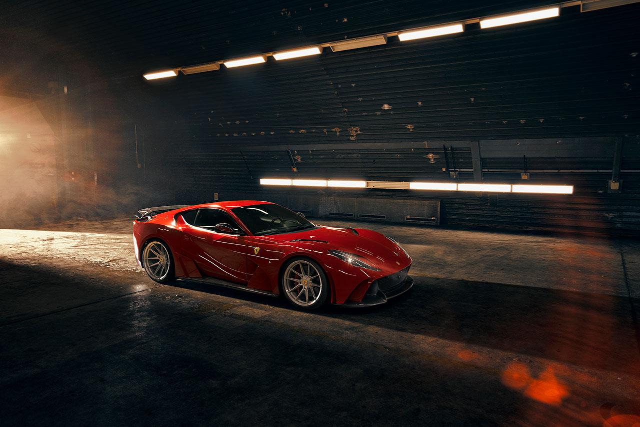 Post in Ferrari 812 Superfast (naslednik F12 Berlinetta) / 812 GTS