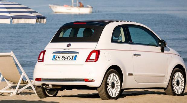 Post in Fiat 500 / Fiat 500e