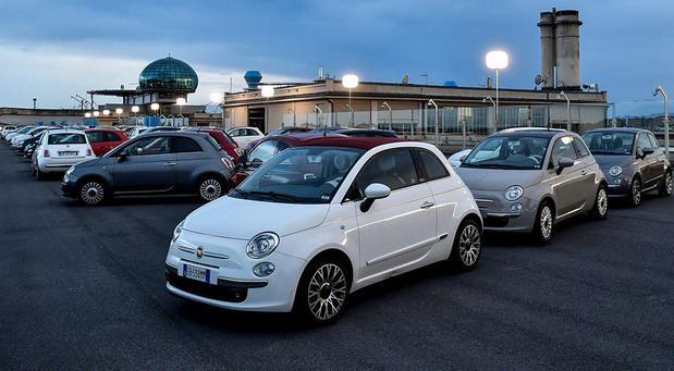 Prvi detalji Fiat 500 Hybrid