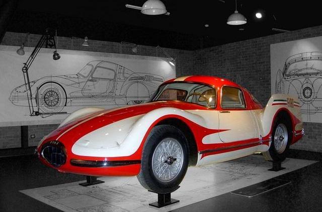 1954. Fiat Turbina