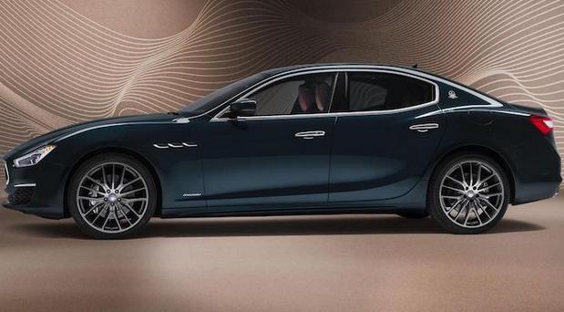 Prvi Maseratijev hibridni model