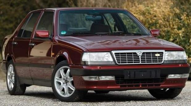 Uskoro na aukciji najbolja Lancia Thema 8.32