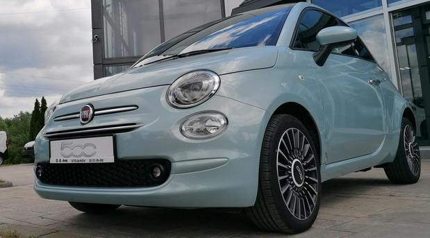 Fiat 500 Hybrid je u Srbiji