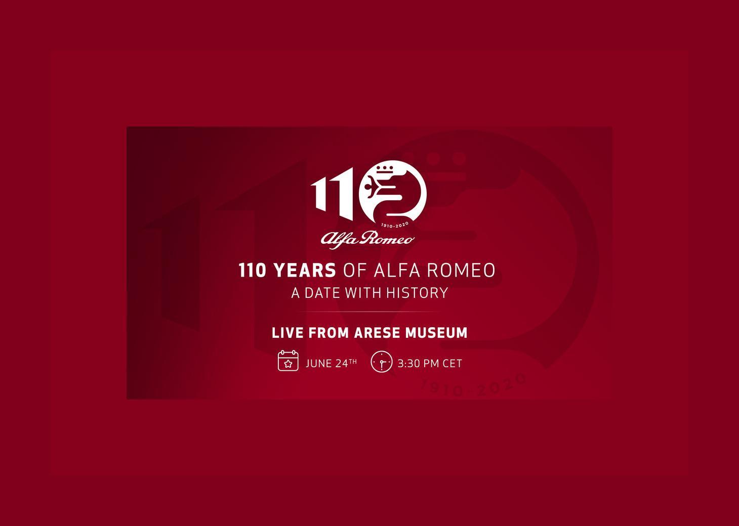 Proslava 110. godina Alfa Romeo