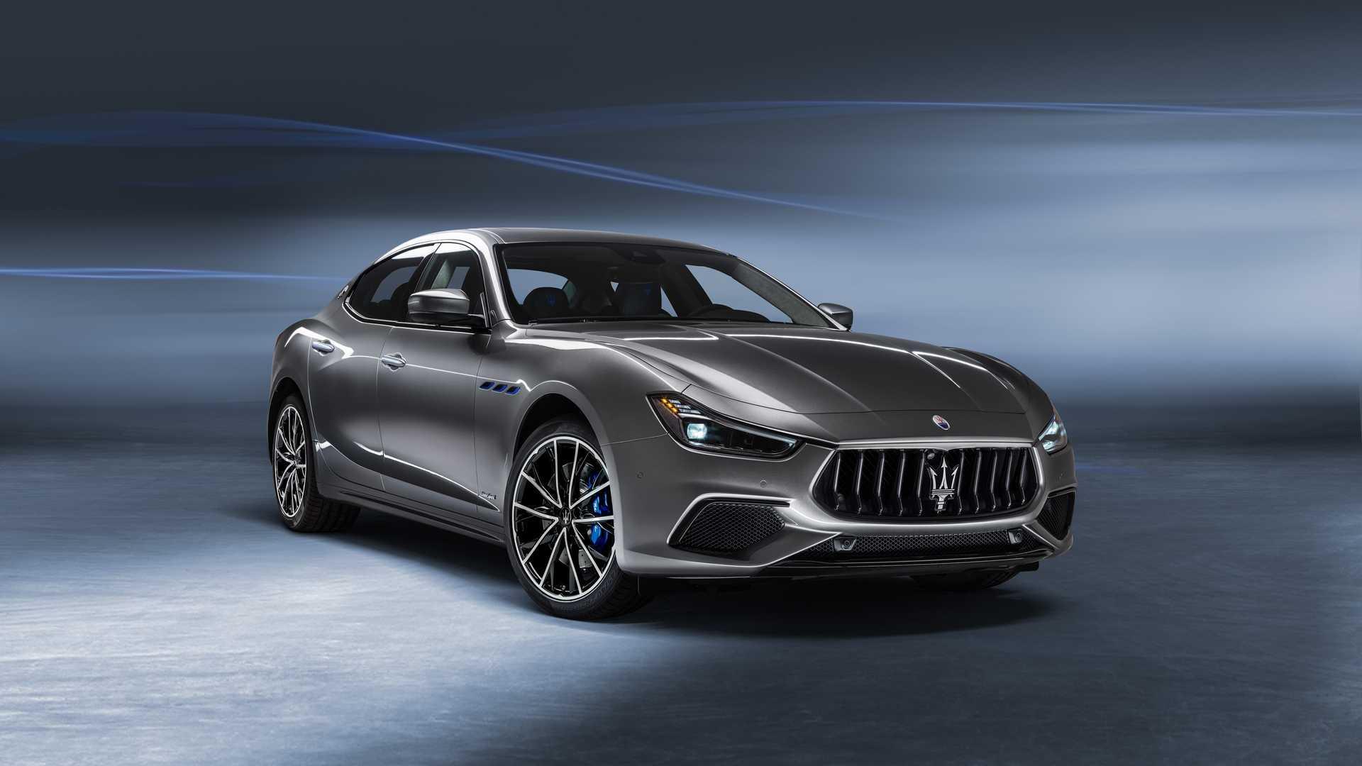 Maserati Ghibli postao hibrid & dobio facelift