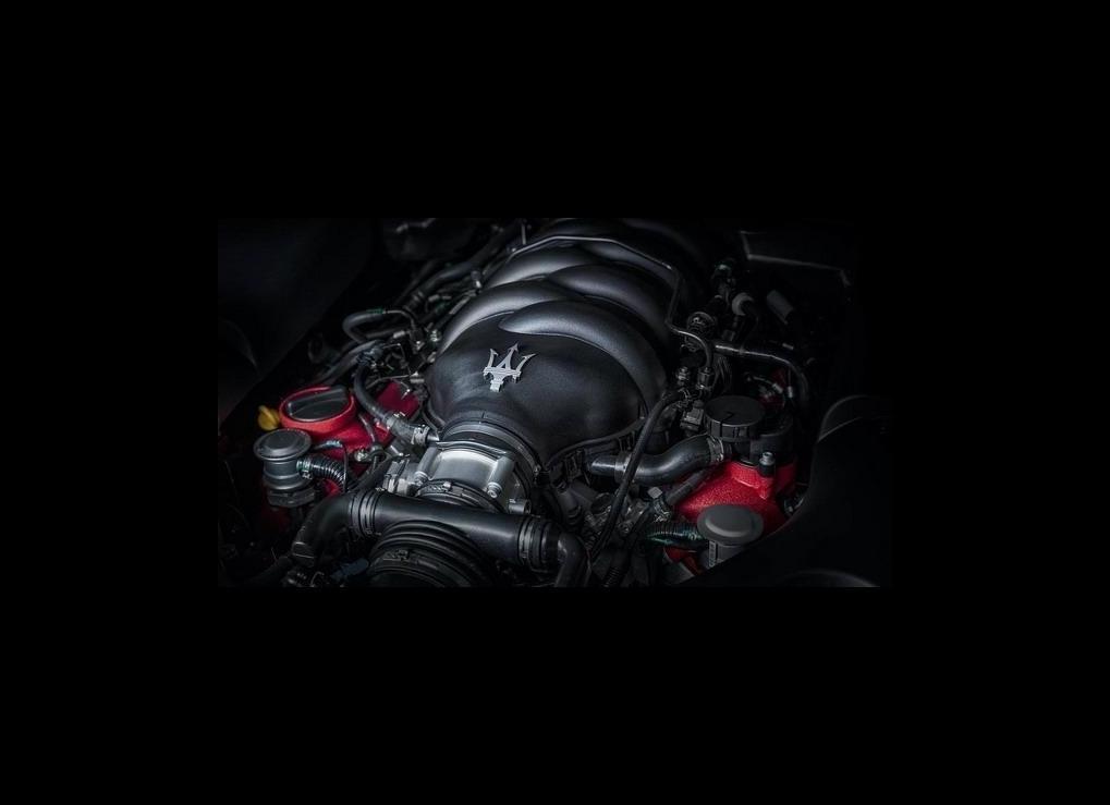 Novi Maserati motori