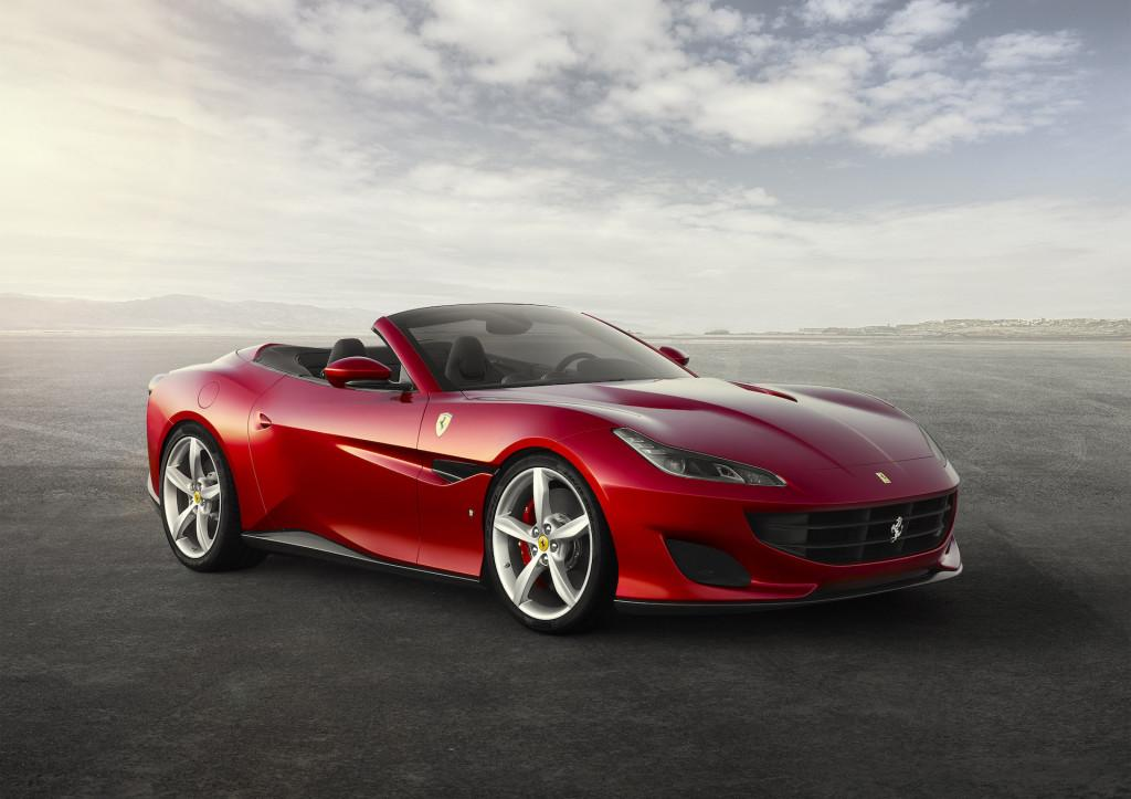 Stiže novi Ferrari...