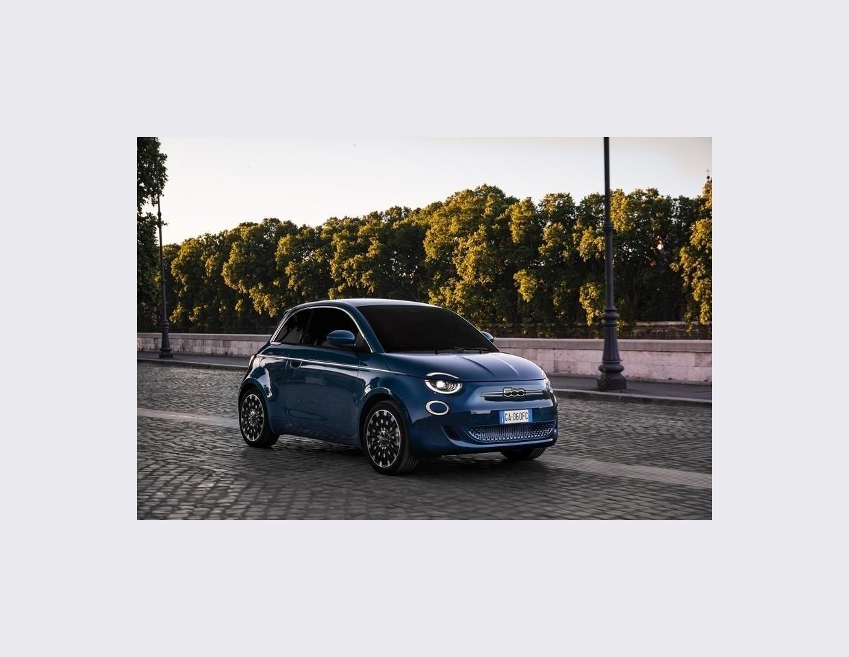 Novi Fiat 500: svetska premijera prve test vožnje