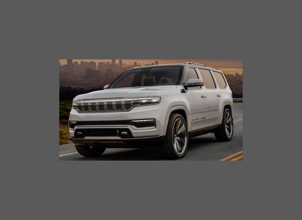 Novi Jeep Wagoneer / Jeep Grand Wagoneer