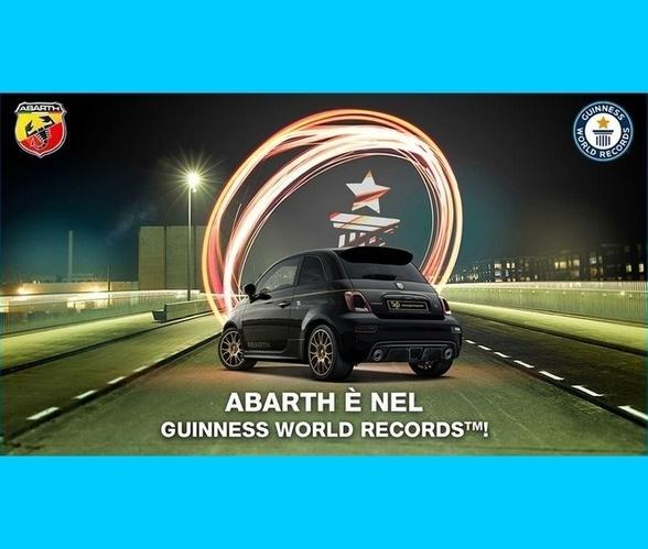 Abarth postavio Ginisov rekord