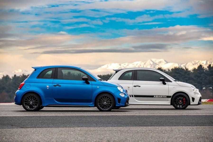 Abarth 595 najbolji automobil časopisa ''Auto Motor und Sport''