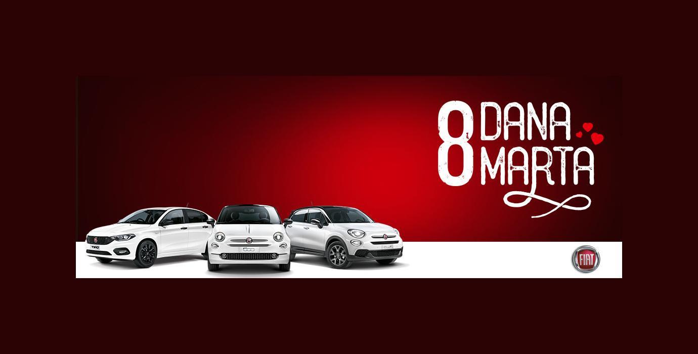 Fiat promo ponuda - 8 dana marta