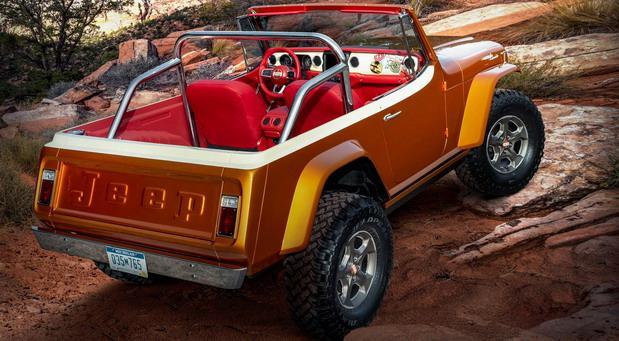 jeepster commando beach 1.jpg