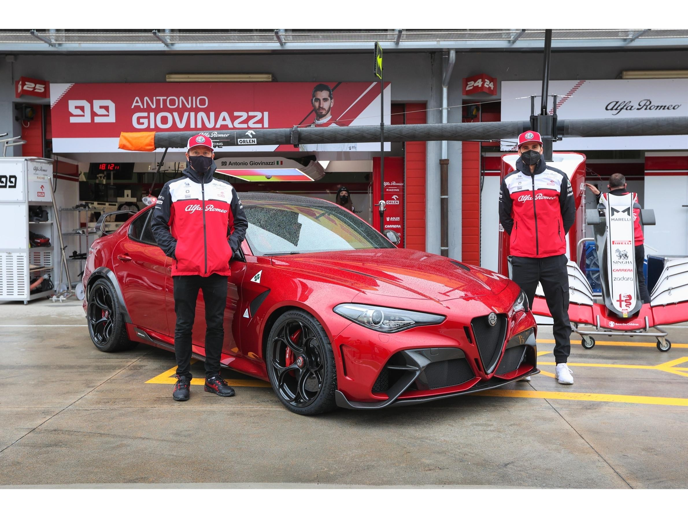 Post in Alfa Romeo Giulia
