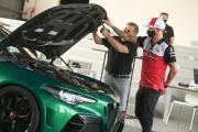 Kimi Raikkonen - Giulia GTA Balocco 006.jpg