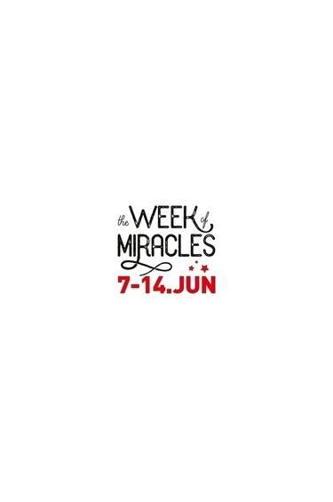 Post in Nedelja čuda 2021 / The Week of Miracles - Izbor imaš i sedam dana da biraš