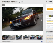 Screenshot_2021-08-13  Polovni BMW 520 D LCI 2008 god Polovni Automobili Srbija, Babušnica (1).png