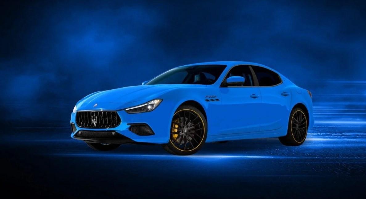 Post in Maserati Ghibli