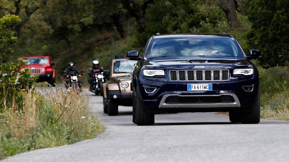 JEEP vikend u Beogradu