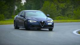Chris Harris video: Test Alfa Romeo Giulia Quadrifoglio