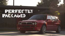 Petrolicious video: 1994. Lancia Delta Integrale Evo II